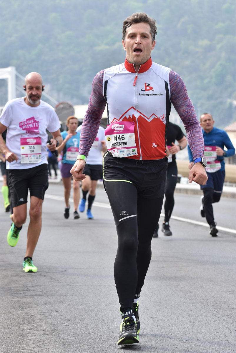 Magyar Bálint - Maraton